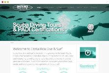 Costa Rica Dive & Surf